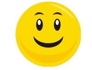 1 happy face