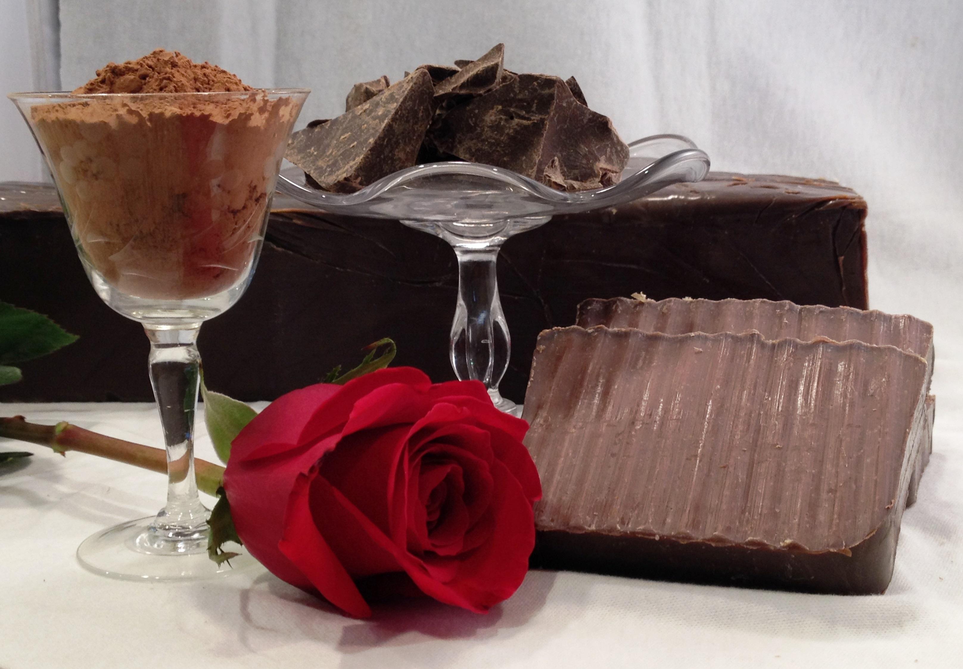 Romance of chocolate